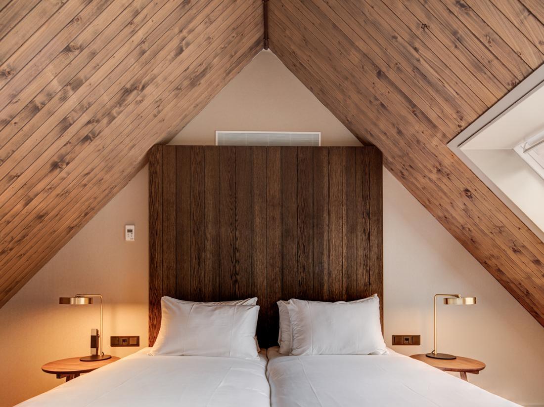 Hotel van de Vijsel Weekendjeweg Amsterdam Suite