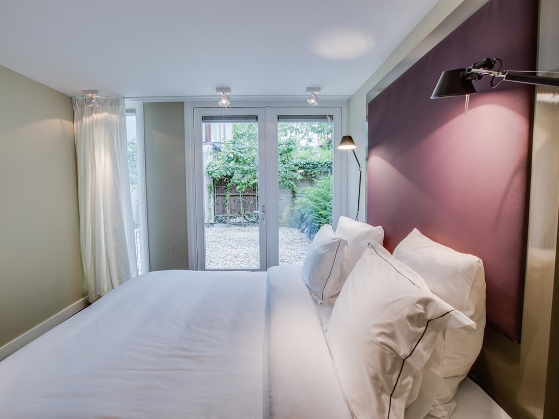Hotel de Roemer Amsterdam Hotelovernachting Quadruple Room