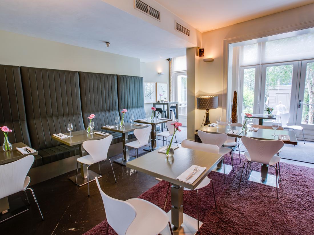 Hotel de Roemer Amsterdam Hotelovernachting Restaurant