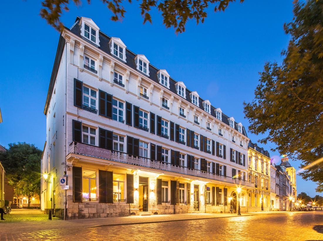 Hotel Monastre Maastricht Weekendjeweg Vooraanzicht