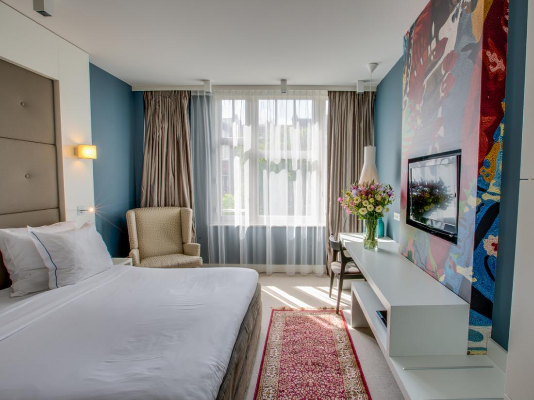 Hotel JLNo76 Weekendjeweg Amsterdam Hotelkamer