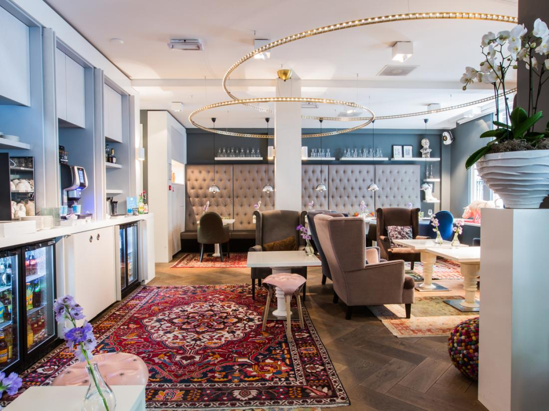 Hotel JLNo76 Weekendjeweg Amsterdam Restaurant