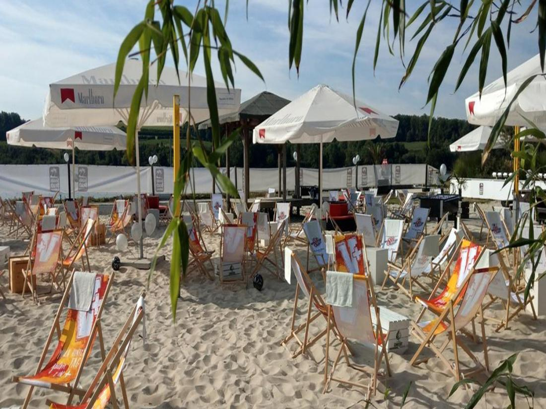 Webers Essen Omgeving Strand