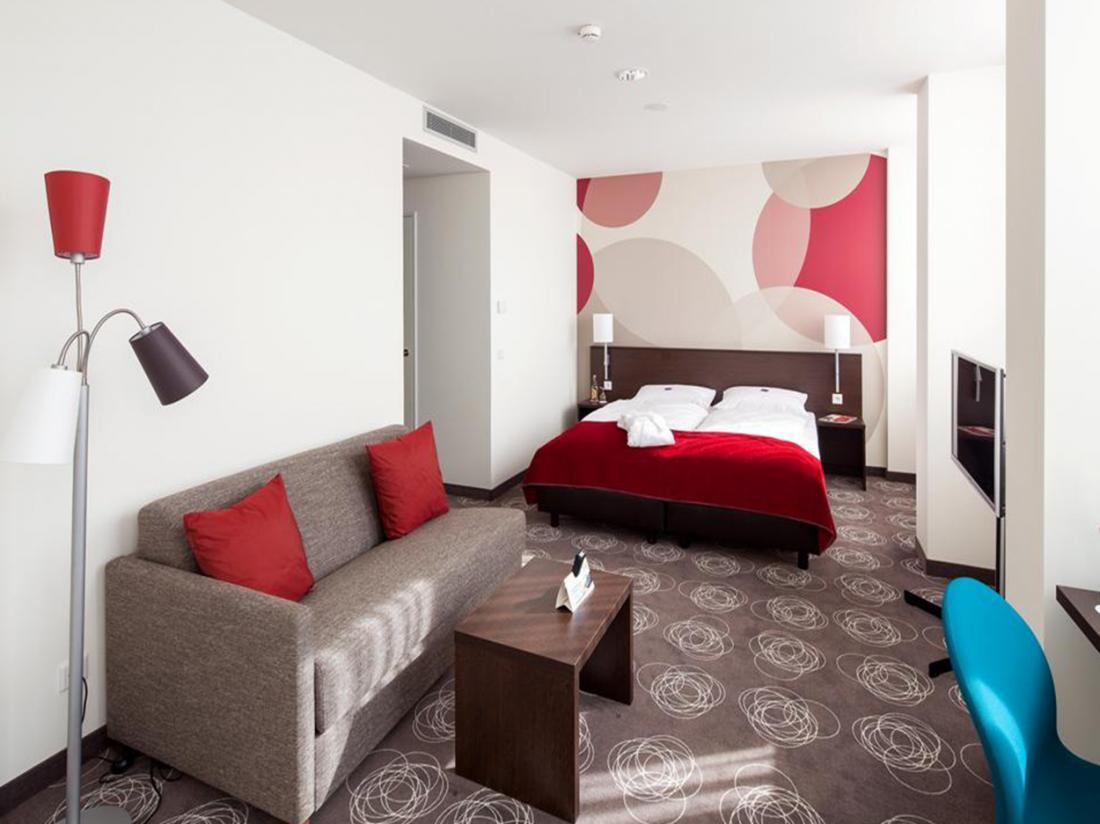 Webers Essen Superior Hotelkamer