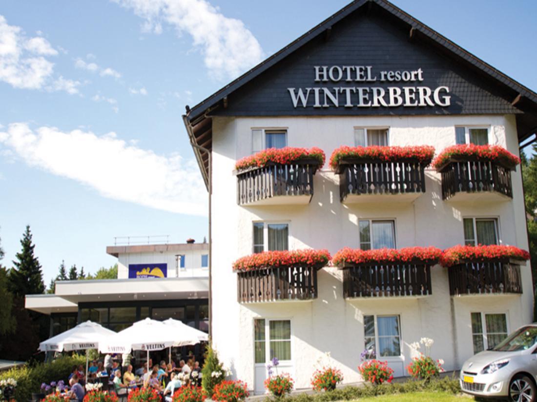 Winterberg Resort Duitsland Buitenaanzicht