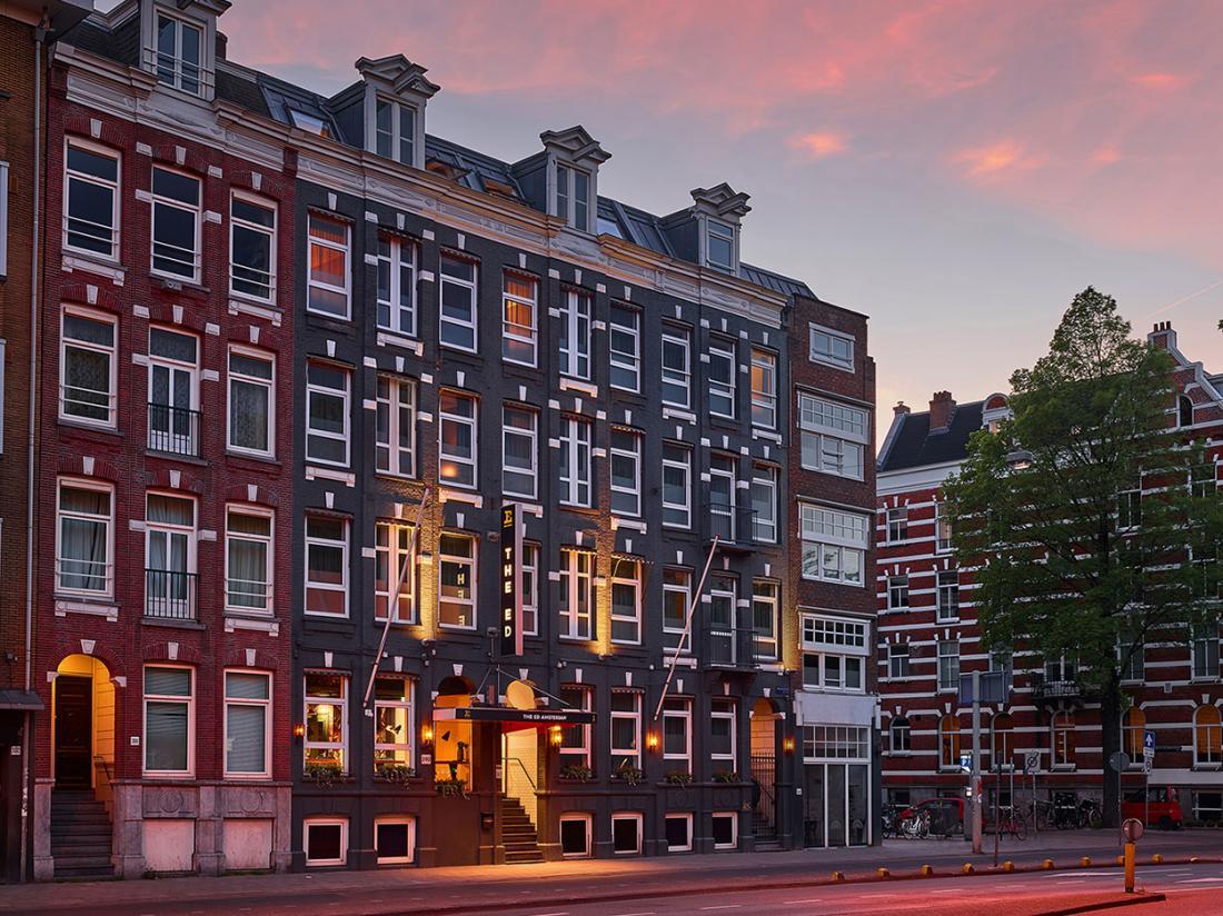 Hotelaanbieding Noord Holland Buitenaanzicht