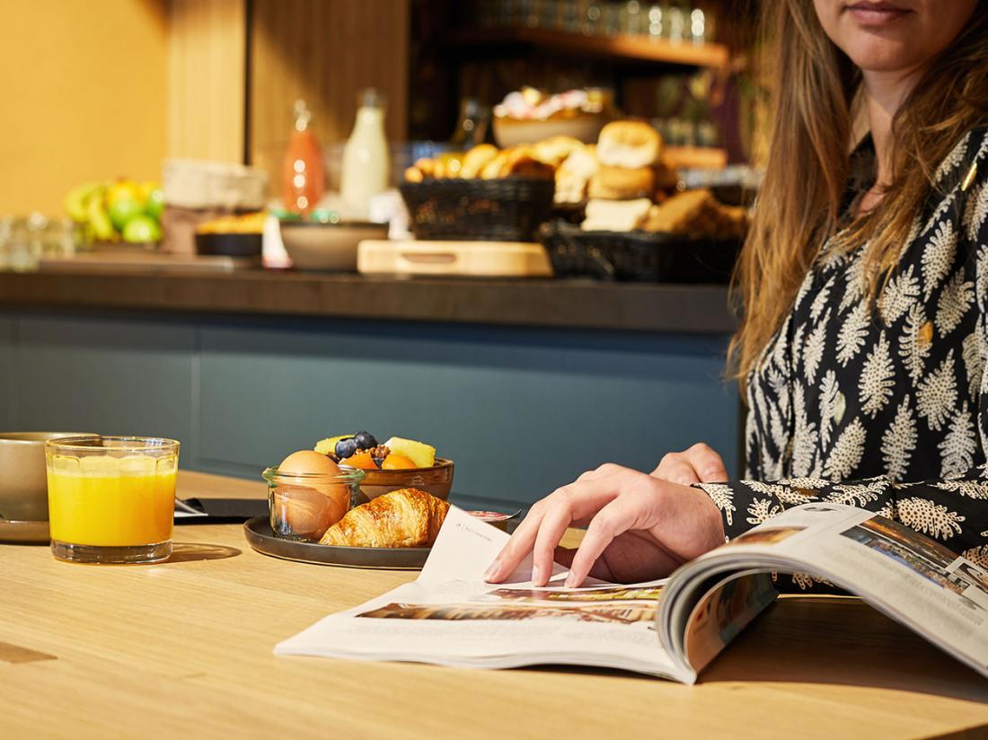 Hotelaanbieding Noord Holland Ontbijt