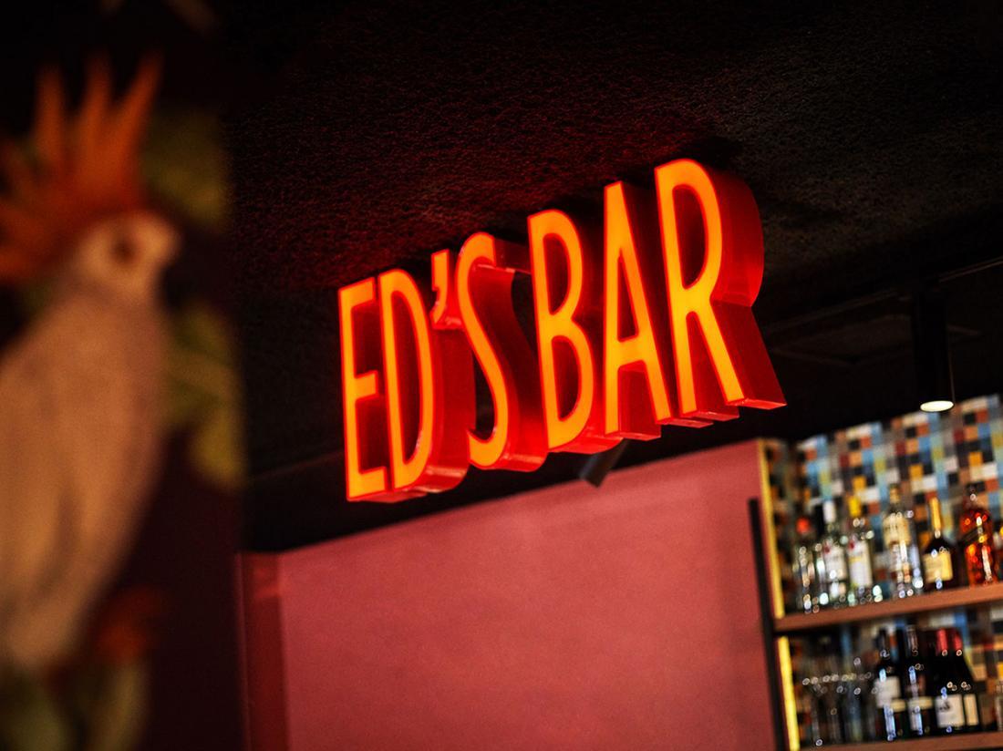 The Ed Amsterdam Noord Holland Bar