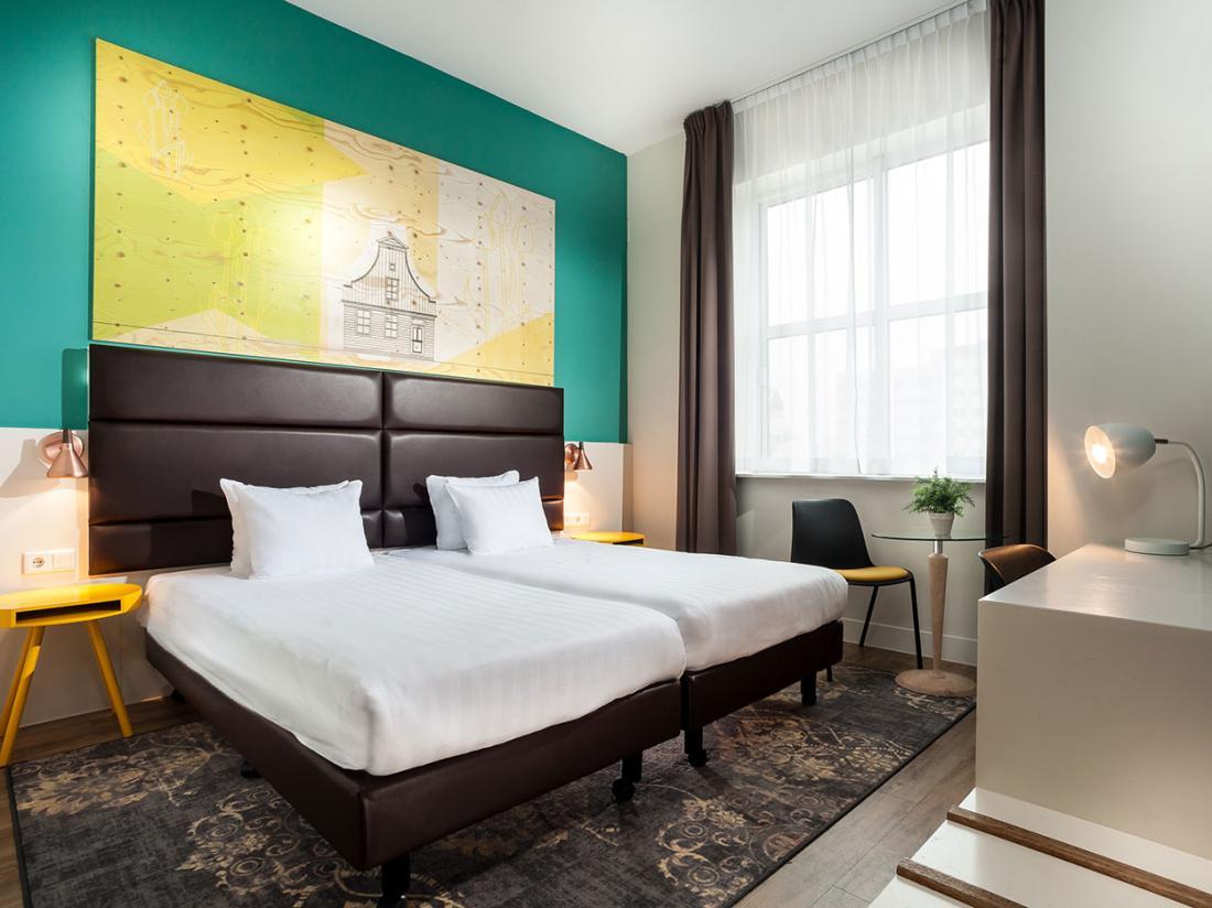 hotelaanbieding Zaandam comfort twin room