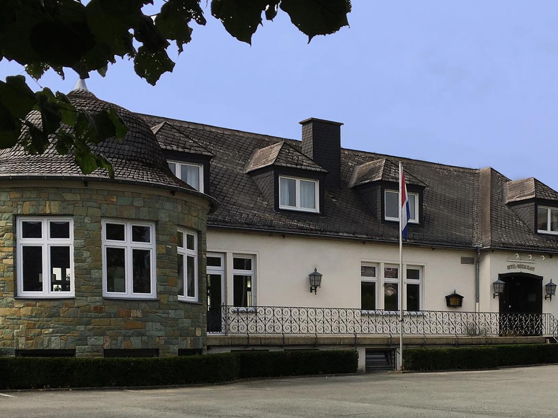Parkhotel Andreasberg Sauerland Vooraanzicht