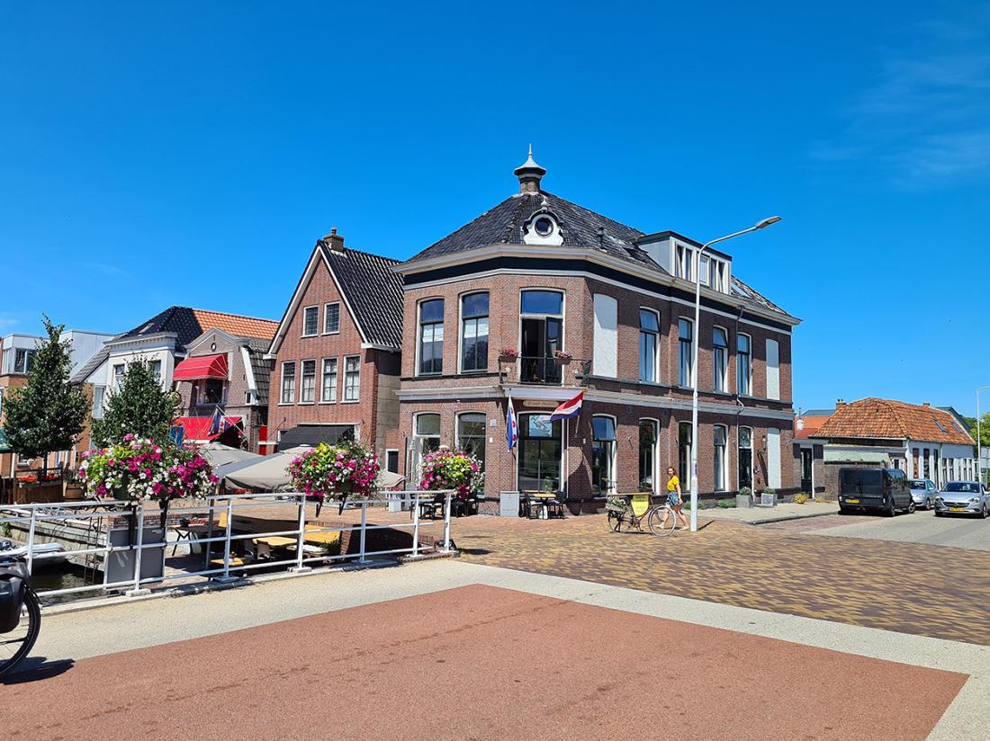 Hotel Herberg Joure Friesland Weekendjeweg Aanzicht
