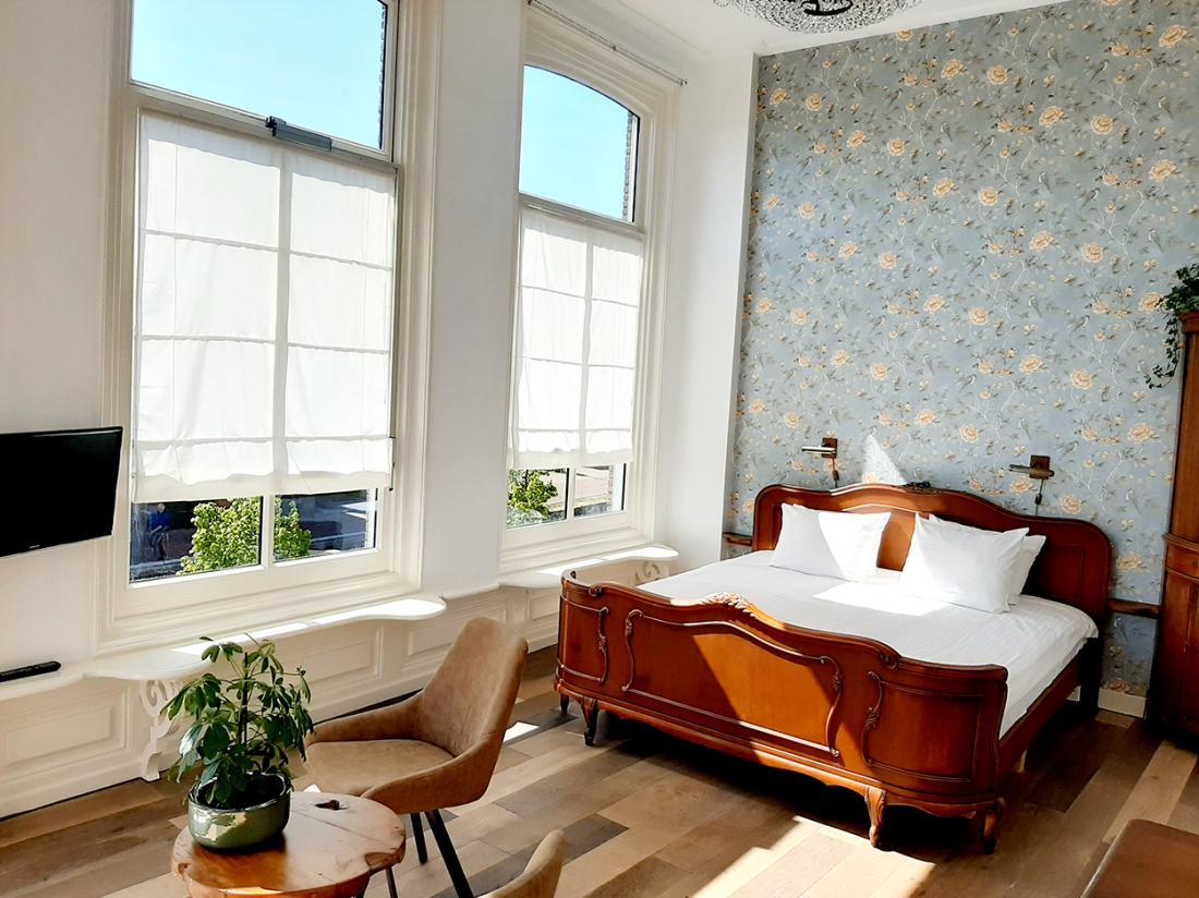 Hotel Herberg Joure Friesland Weekendjeweg Comfort Kamer