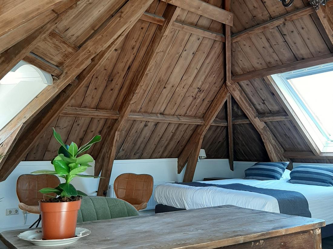 Hotel Herberg Joure Friesland Weekendjeweg Comfortkamer