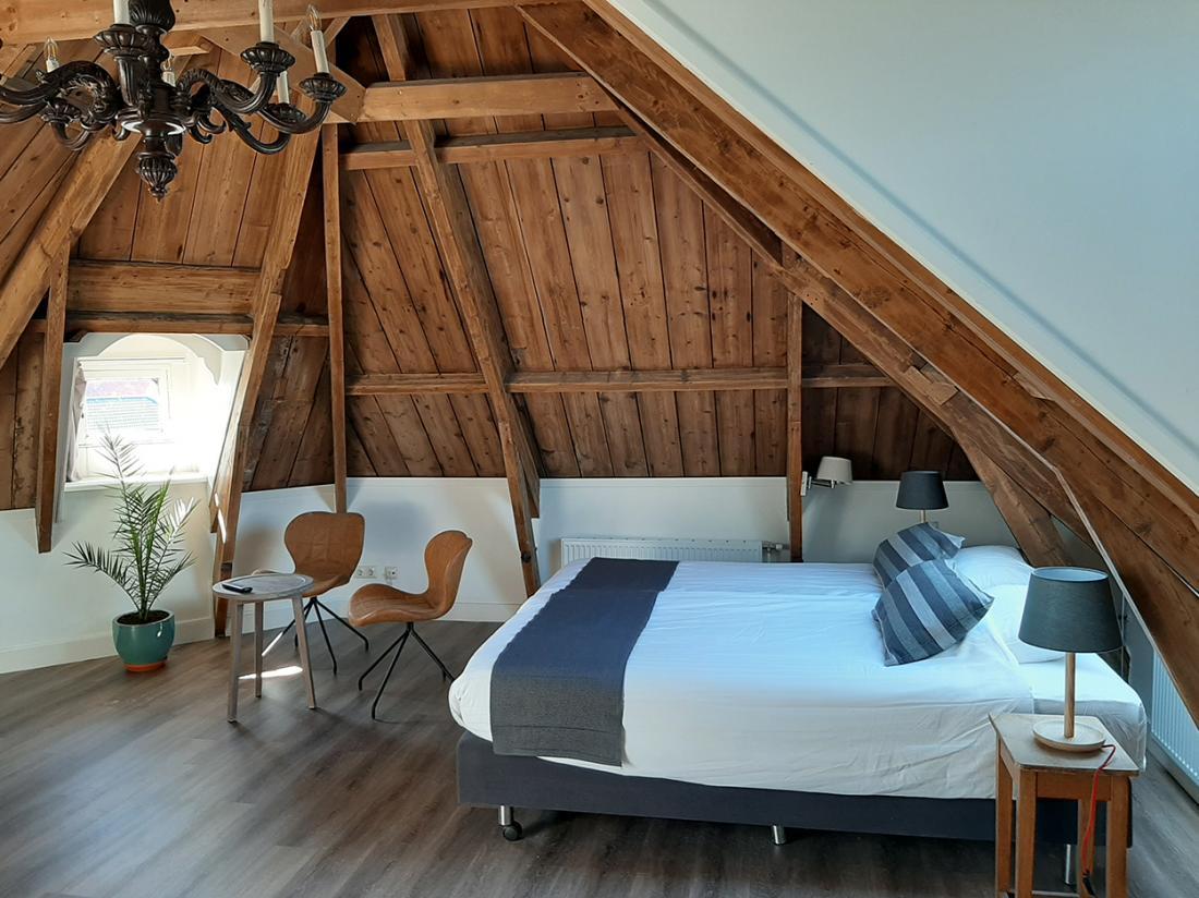 Hotel Herberg Joure Friesland Weekendjeweg Hotelkamer