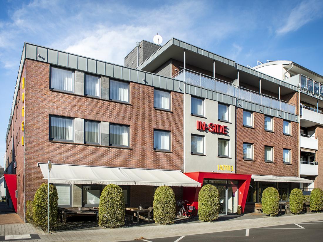 Hotelarrangement Nordhorn Aanzicht
