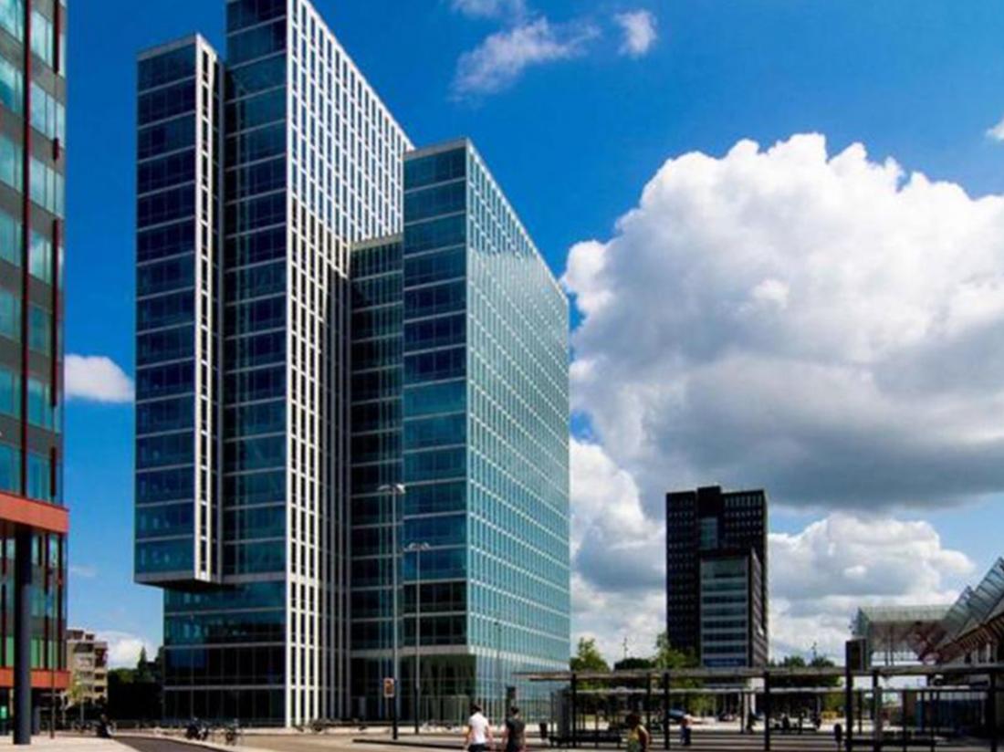 Best Western Plus Plaza Almere Vooraanzicht