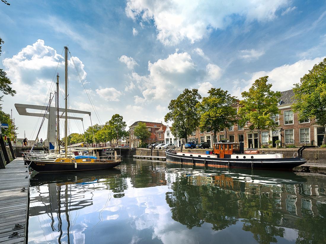 Carlton Oasis Rotterdam Historisch Brielle