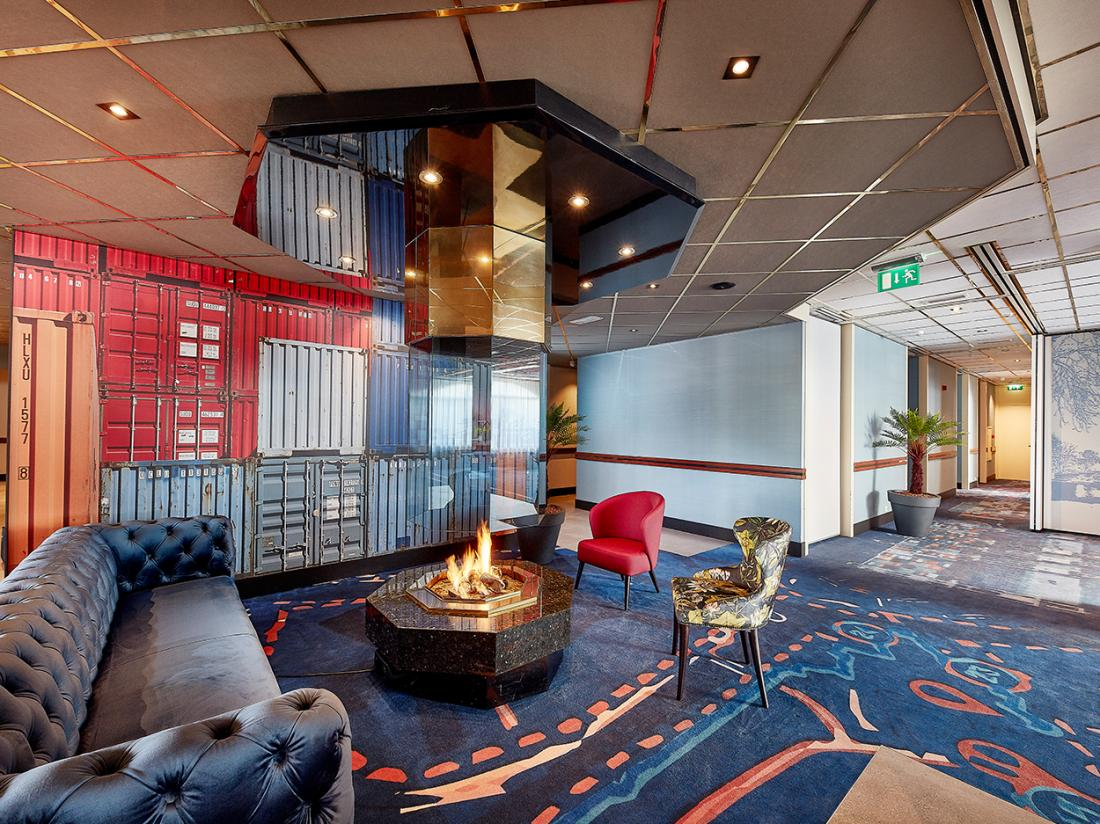 Carlton Oasis Spijkenisse Lounge