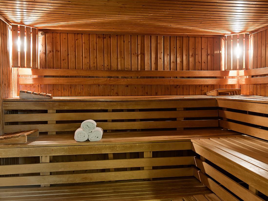 Carlton Oasis Spijkenisse Zuid Holland Hotel Sauna