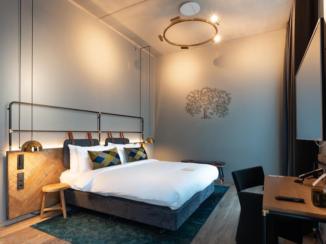 Hotelaanbieding amsterdam citytrip hotelkamer