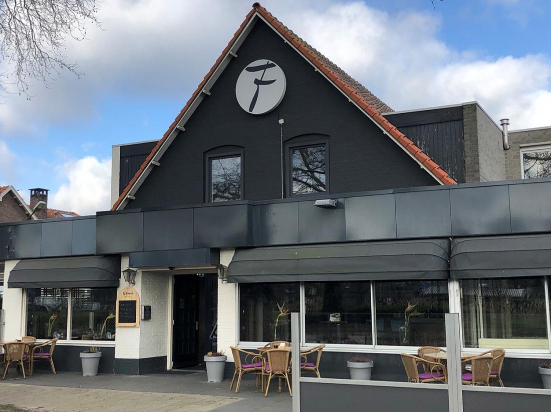 Fletcher Hotel Restaurant Waalwijk Exterieur Restaurant