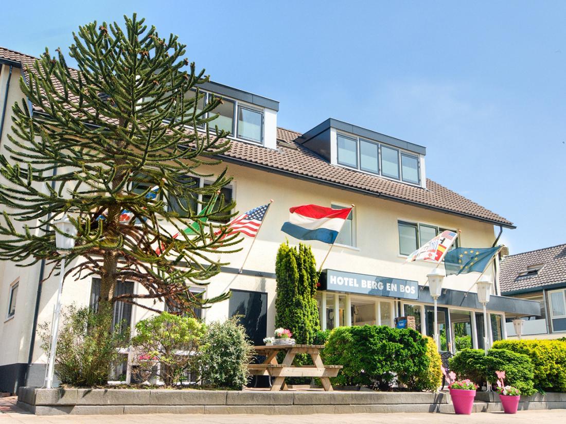 Hotel Berg En Bos Weekendjeweg Veluwe Buitenaanzicht