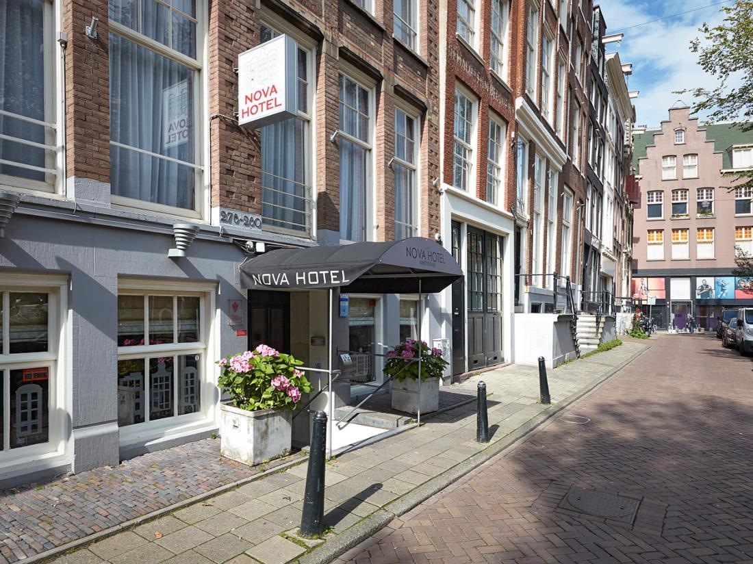 Nova Hotel Amsterdam Weekendjeweg Exterieur Ligging