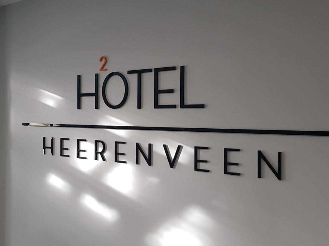 Hotel2 Heerenveen Friesland Logo