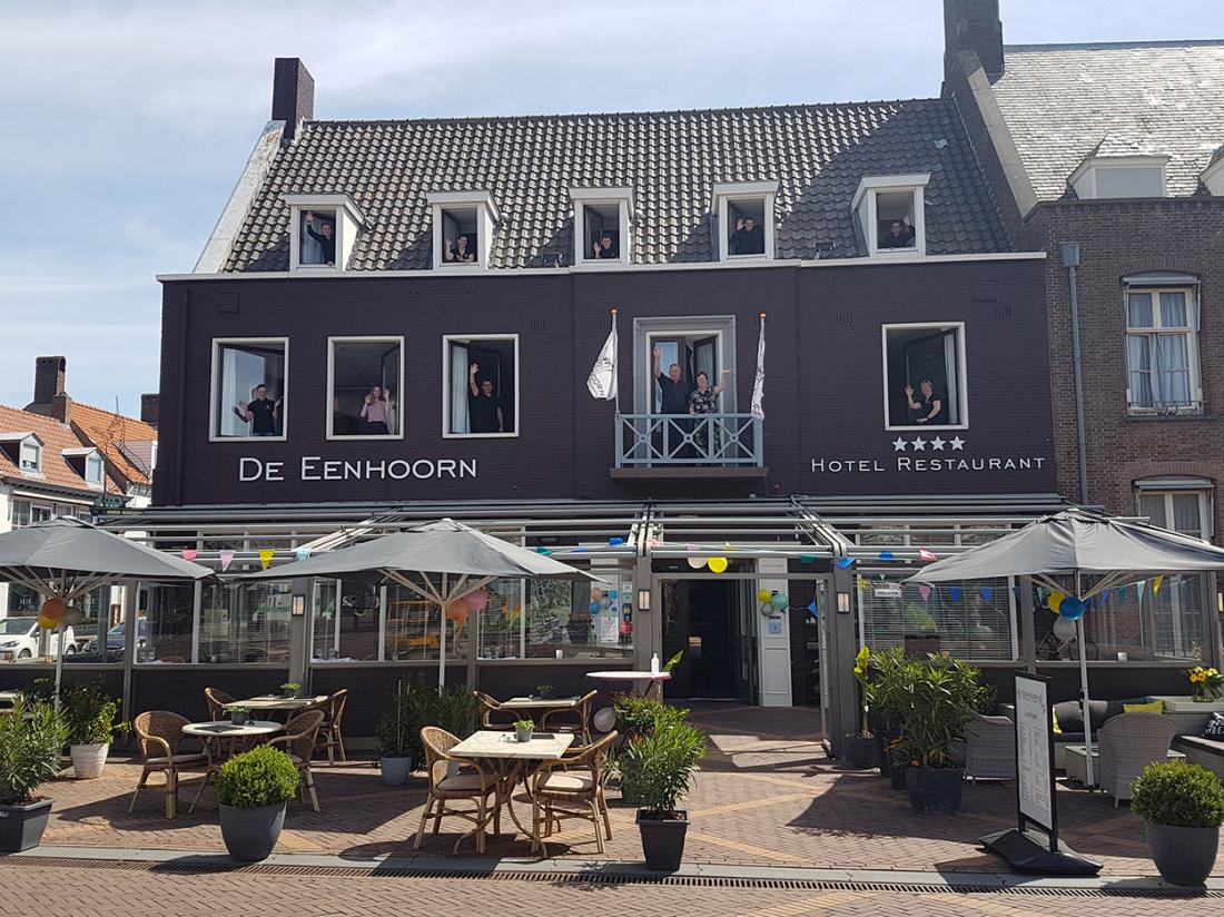 Hotel Restaurant De Eenhoorn Welkom
