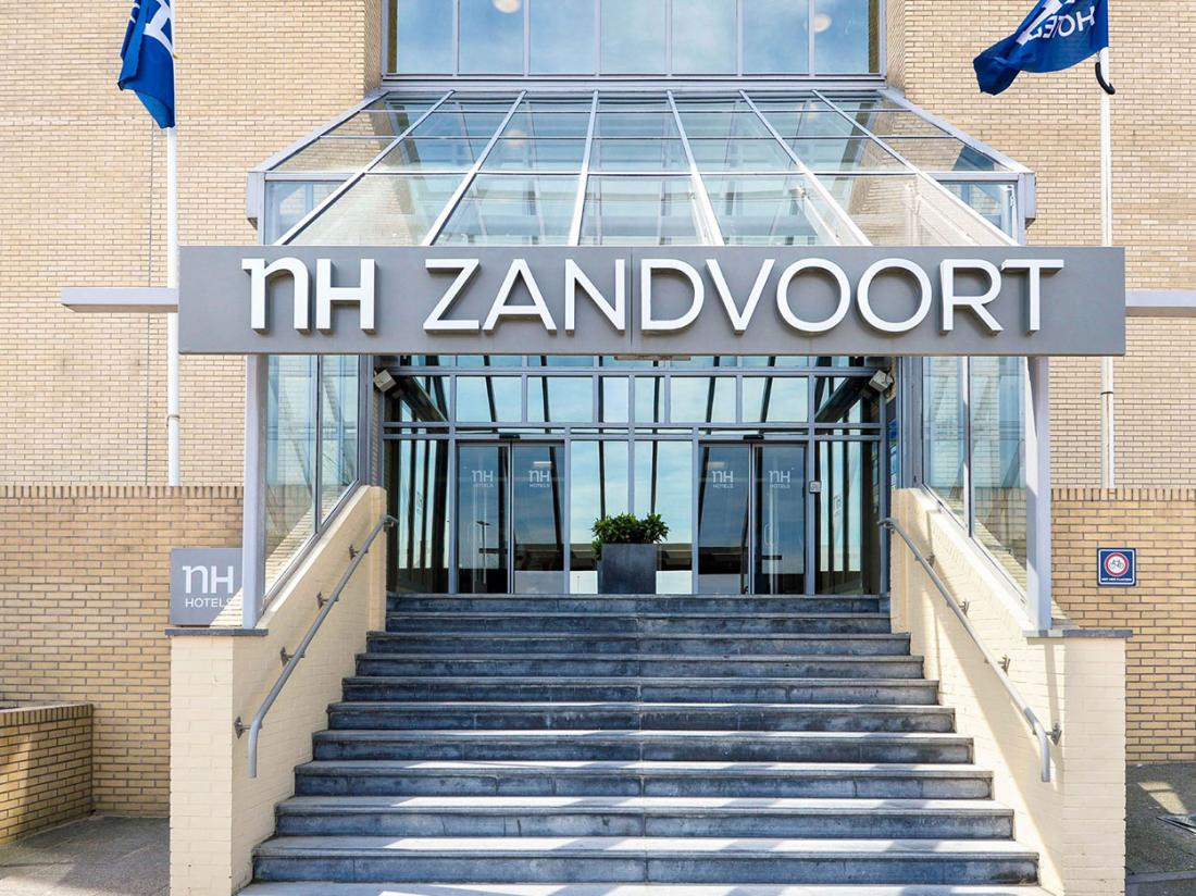 NH Zandvoort Hotel Ingang