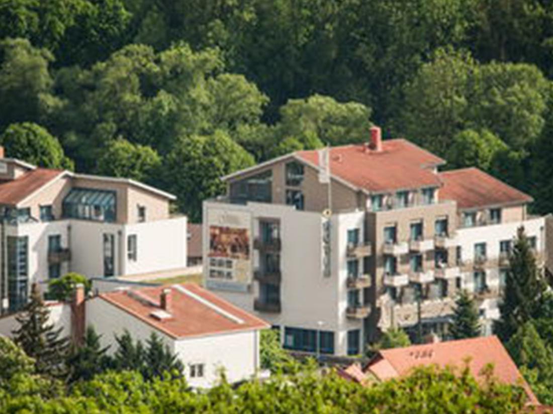 Hotelaanbiedinh posthotel Rotenburg duitsland voorkant