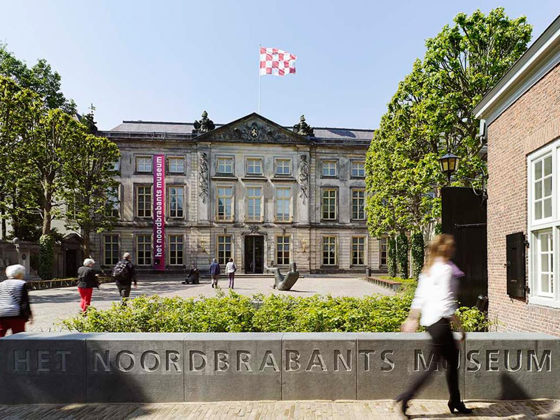 Golden Tulip Hotel Central Den Bosch BrabantsMuseum