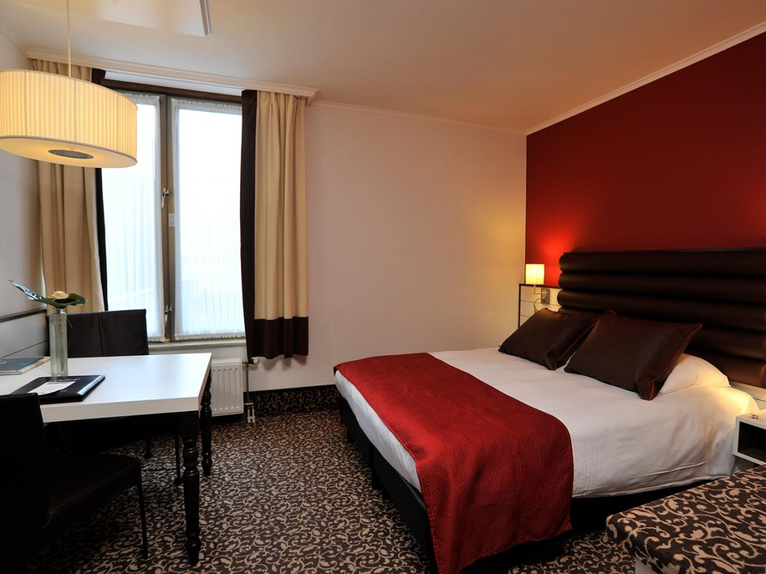 Golden Tulip Hotel Central Den Bosch Hotelkamer Small Queen Size