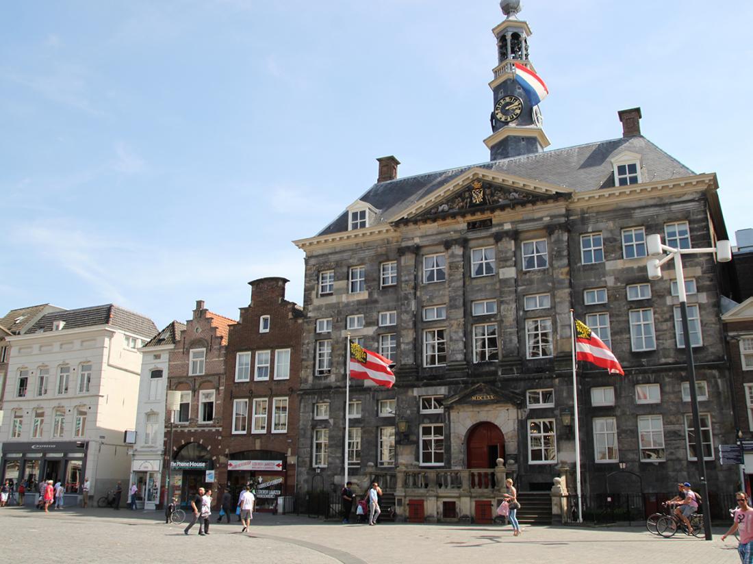 Golden Tulip Hotel Central Den Bosch Stadhuis