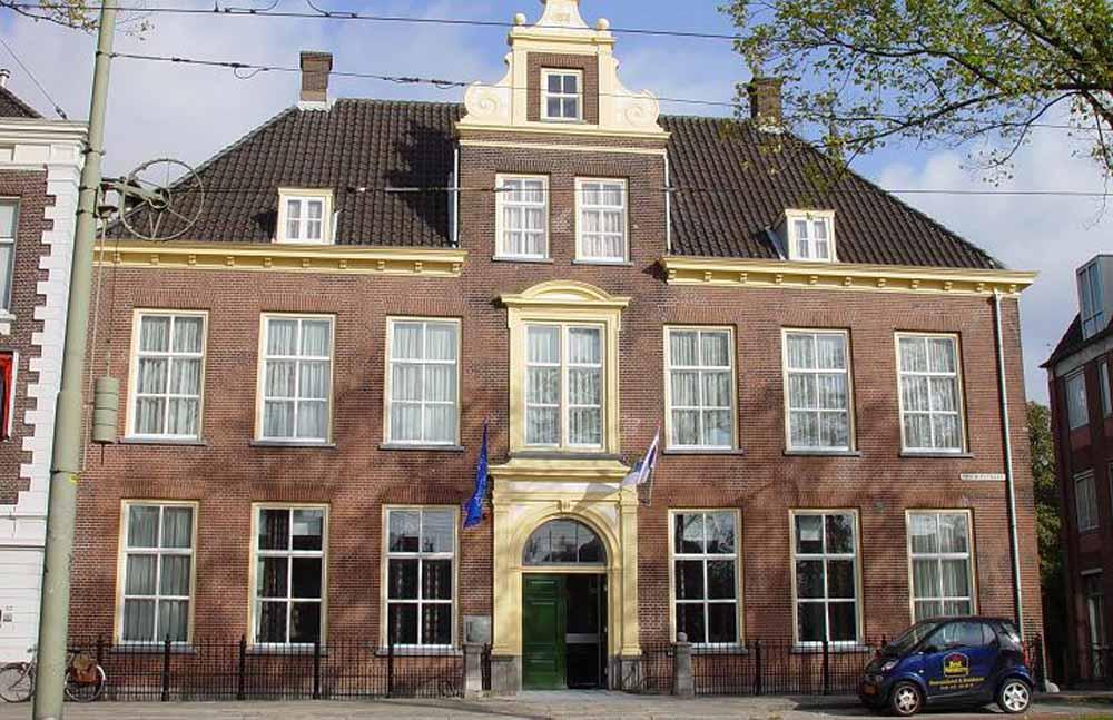 Voorzijde_Hotel_Museum_Delft