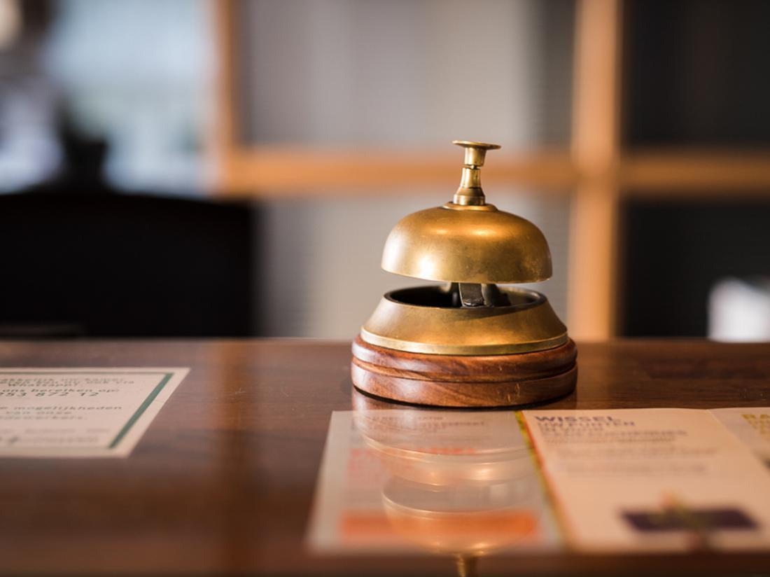 Hotel Restaurant Hoogeerd Receptie