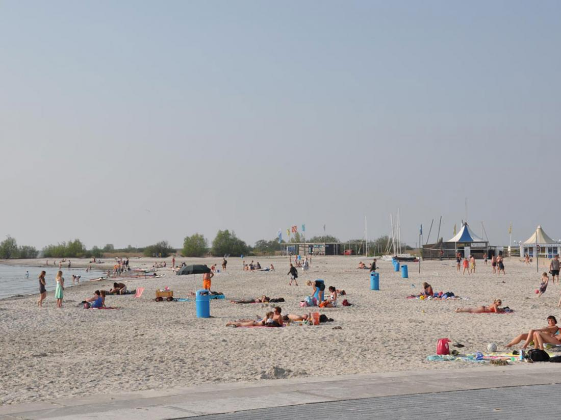 Hotelaanbieding Friesland Strand