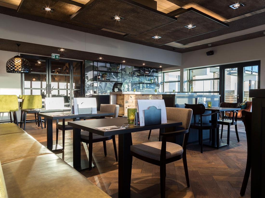 Hotelarrangement Makkum Restaurant