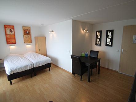 Weekendje weg Gelderland hotelkamer