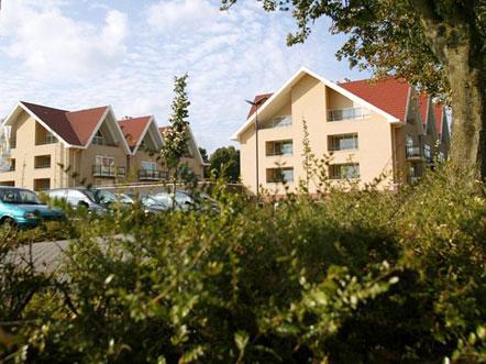 parkhotel de zeven heuvelen aanzicht