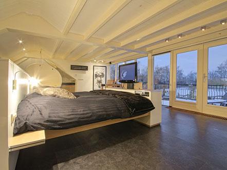 Weekendjeweg Noord Brabant Penthouse