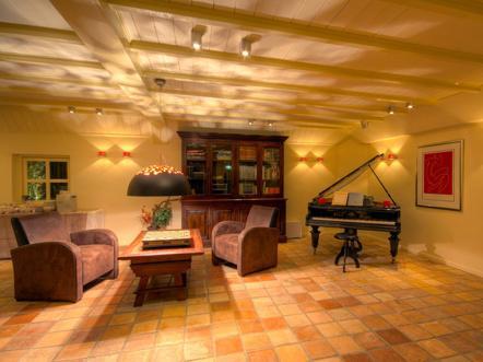 guesthouse de heide oeffelt lobby