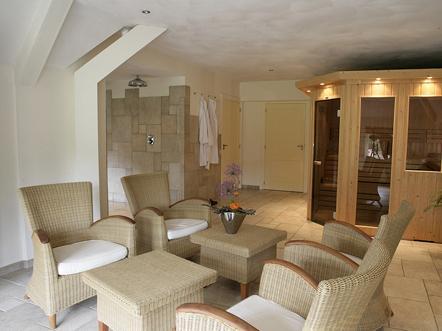guesthouse de heide saunaruimte