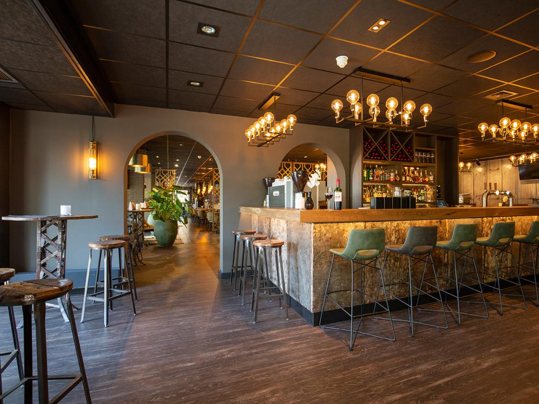 Fletcher Hotel Frerikshof Winterswijk Bar
