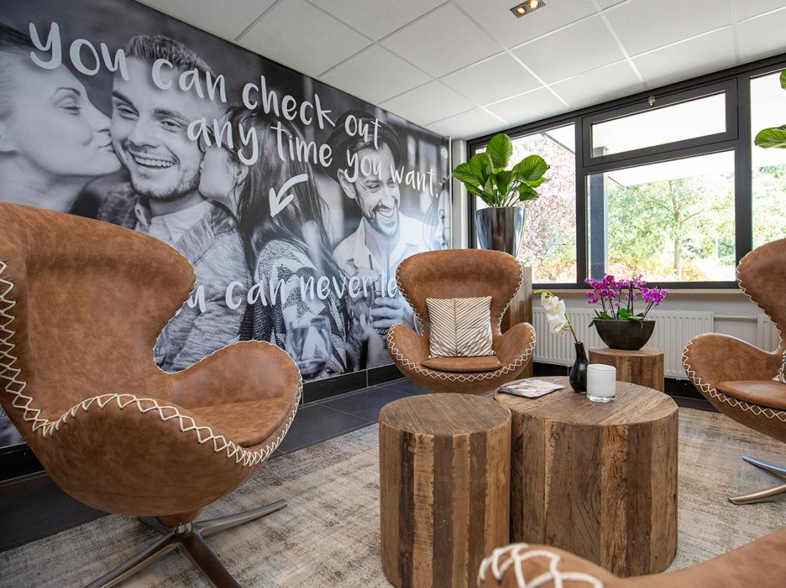 Fletcher Hotel Frerikshof Winterswijk Lounge