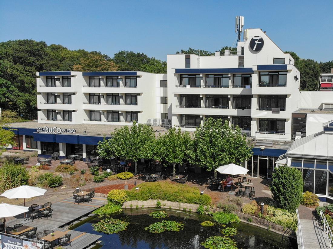 Fletcher Hotel Frerikshof Winterswijk Zijaanzicht