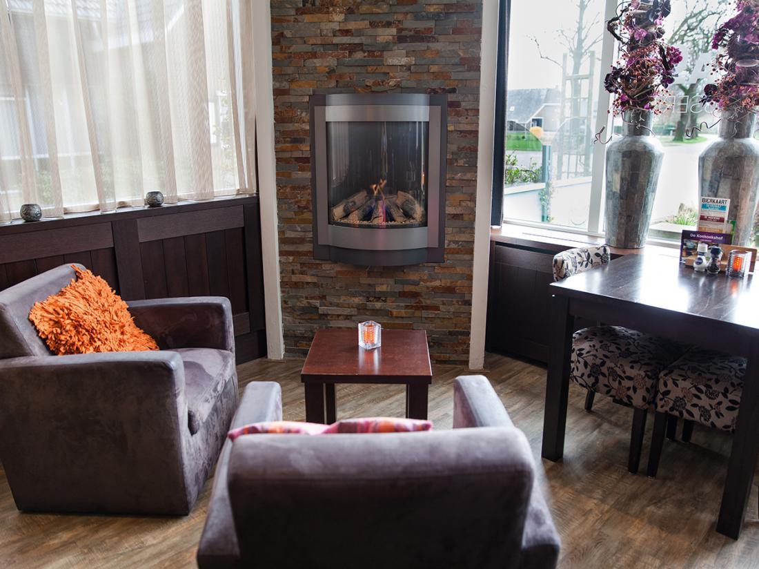 Hotel De Koekoekshof Elp Drenthe Lounge Zitje