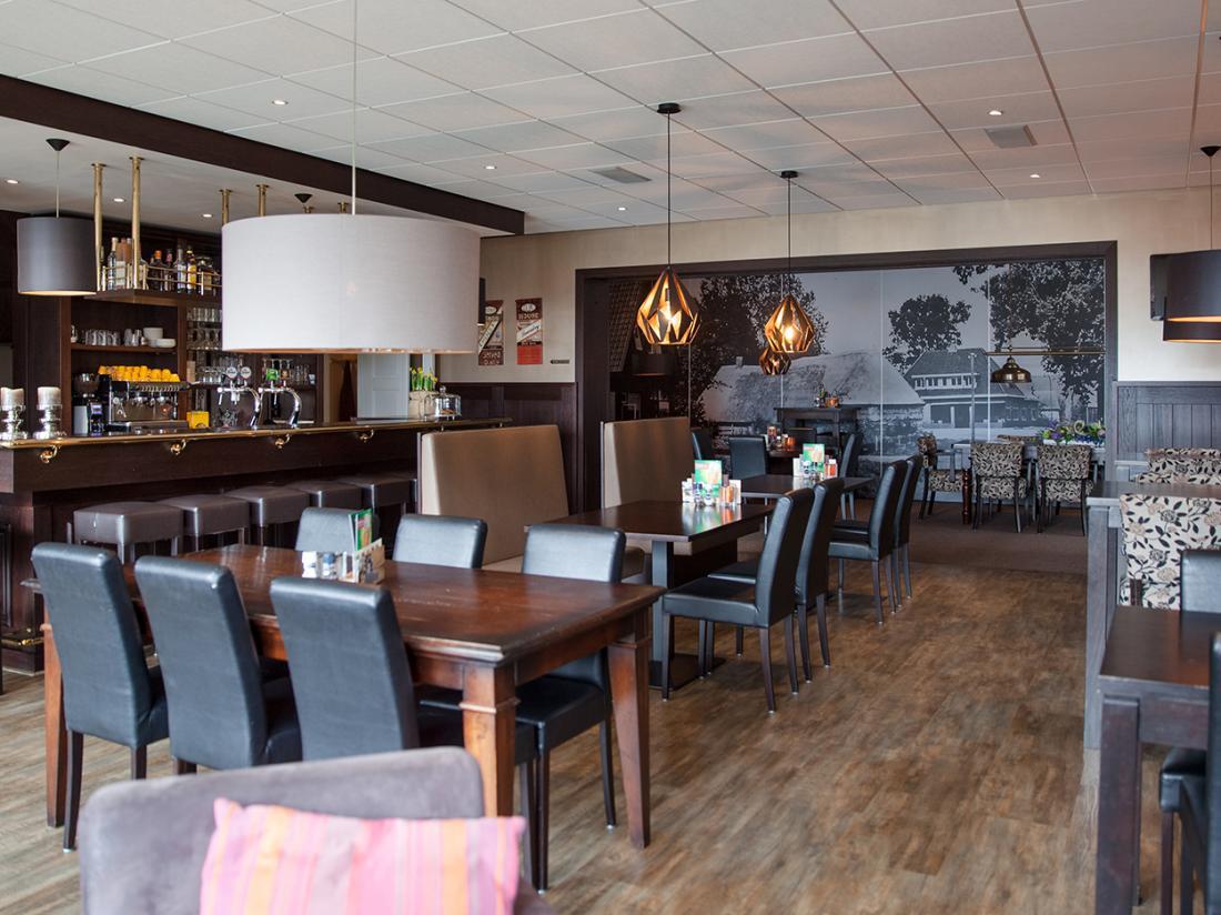 Hotel De Koekoekshof Elp Drenthe Restaurant