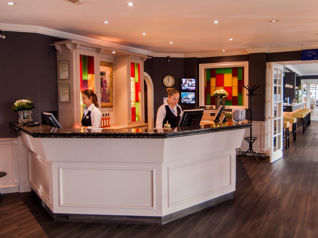 Tulip Inn Leiden Centre Receptie