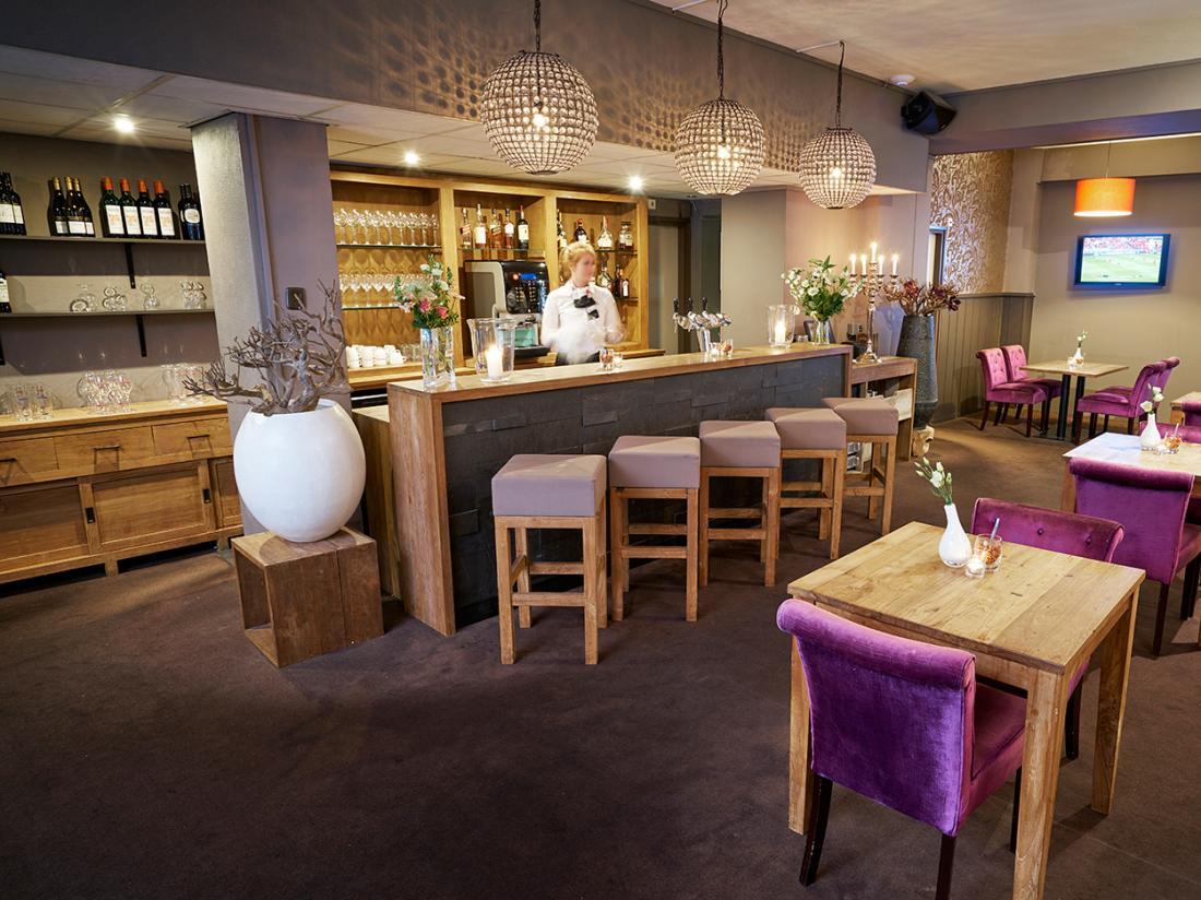 Hotelaanbieding Saillant Hotel Gulpen limburg bar